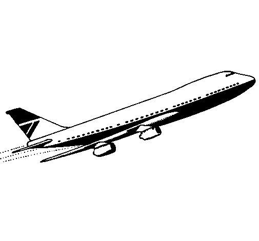 Aereo Da Caccia Disegno : Disegno di aereo in volo da colorare acolore