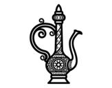 Disegno di Bollitore marroquin da colorare