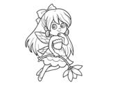Dibujo de  Fata fiore