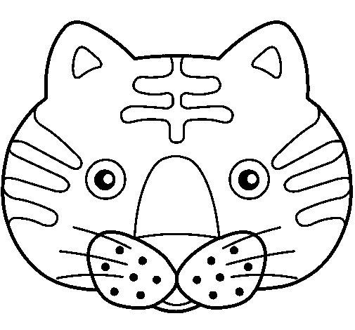 Disegno di Gatto II da Colorare - Acolore.com