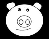 Dibujo de Muso di maialino