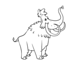 Dibujo de Un Mammuth