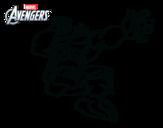Dibujo de Vendicatori - Hulk