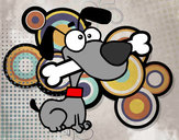 201230/cane-con-un-osso-animali-cani-dipinto-da-marty-1060386_163.jpg