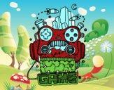 Robot game