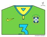 Maglia dei mondiali di calcio 2014 del Brasile