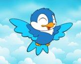 Piccolo uccello simpatico