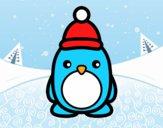 Pinguino natalizia