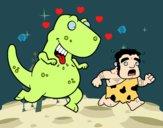Dinosauro cacciatore