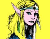 Principessa elfo