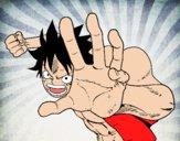 Battaglia Luffy