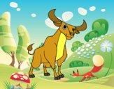 Toro selvaggio 1