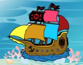 Barca Pirata