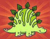 Bebè tuojiangosauro