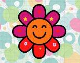 Fiore semplice
