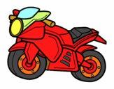 Moto dello sport