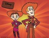 Jessie e Woody