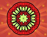 Mandala mosaico