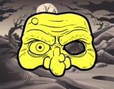 Maschera strega