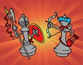 Pezzi di scacchi