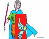 Soldato romano II