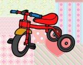 Triciclo per il bambini