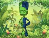 Robot con l'intelligenza artificiale