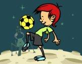 Tocca il pallone