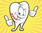 Dente sano