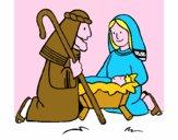 Adorano Gesù Bambino