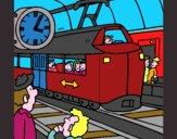 Stazione delle ferrovie