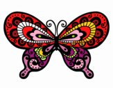 Farfalla bella