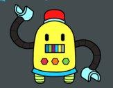 Robot con braccia lunghe