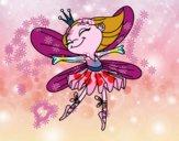 Fata con alas