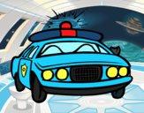 Auto della polizia