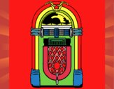 Jukebox degli anni '50