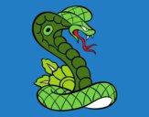 Tatuaggio di cobra