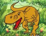 Tyrannosaurus Rex arrabbiata