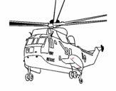 Elicottero di salvataggio