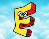Lettera E