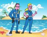Due poliziotti