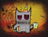 Regali di compleanno mostro