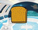 Una fetta di pane