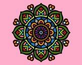 Mandala per la concentrazione mentale