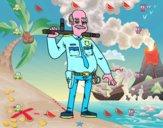 Polizia veterano