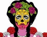 Femmina teschio messicano