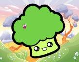 Broccolo sorridente