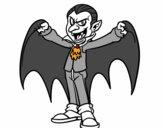 Dracula malvagio