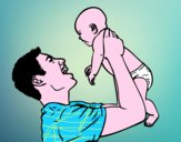 Padre e bambino