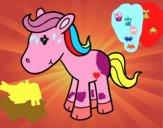 Pony felice